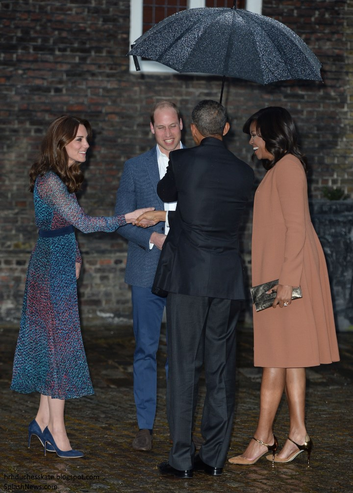 duchess+kate+michelle+obama