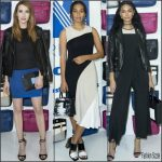 Emma Roberts, Solange Knowles & Chanel Iman in REED – REED x Kohl's Collection Launch