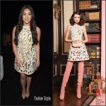 Gina Rodriguez  In Alice and Olivia – Cinema Con 2016