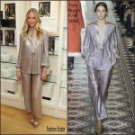 Gwyneth Paltrow In  Tory Burch –  'It's All Easy'  Book Signing