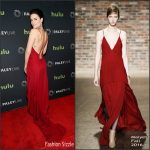 Jaimie Alexander in Maiyet at the PaleyLive: An Evening with the 'BlindSpot' Cast & Creator