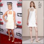 Julianne Hough  In Jill Stuart – 2016 iHeartRadio Music Awards