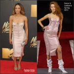 Kat Graham In Dolce  and Gabbana – 2016 MTV Movie Awards