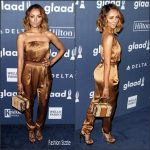 Kat Graham in Gucci – 2016 GLAAD Media Awards in Beverly Hills