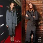 Katie Holmes in Chloe at the Ray Donovan Series Screening & Panel Discussion