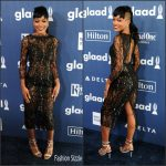 Keke Palmer in Thai Nguyen at the   2016 GLAAD Media Awards