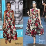 Kerry Washington in Dolce & Gabbana at the Confirmation LA Premiere