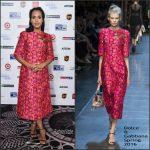 Kerry Washington  In Dolce and Gabbana  –  LA United Way Women's Summit