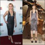 Kristen Bell in Camilla & Marc at the REFUGEE Exhibit Opening