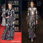 Laura Carmichael  In Erdem – 2016 Olivier Awards