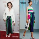 Lena Dunham in Tanya Taylor at the 8th Annual Blossom Ball