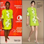 Lupita Nyong'o in Dolce & Gabbana at Variety`s Power of Women NY Event