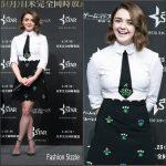 Maisie Williams in Vivetta  – Game of Thrones Season 6 Tokyo  Event