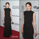 Michelle Monaghan  In Victoria Beckham -The Parker Institute For Cancer Immunotherapy Gala