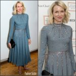 Naomi Watts in Valentino – 2016 New York Academy of Art's Tribeca Ball