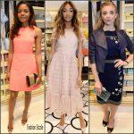 Naomie Harris, Jourdan Dunn & Natalie Dormer at the Kate Spade New York London Flagship Store Opening Party