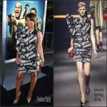 Nia Long in Lanvin at the Keanu LA Premiere