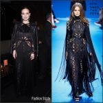 Olivia Wilde In Elie Saab –  Devil and the Deep Blue Sea After Party