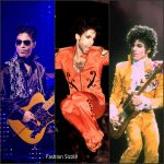 Prince hair thoughout the years