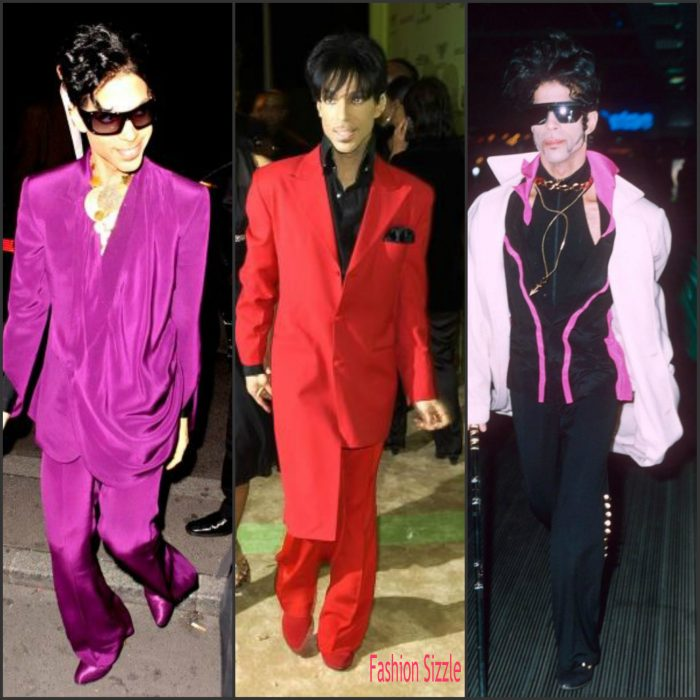 Prince Rogers Nelson (born June 7, 1958), known by his stage name Prince, is an American singer-songwriter, musician, multi-instrumentalist and actor. He has produced ten platinum albums and thirty Top 40 singles during his career. Below are some of Prince fashion and style looks