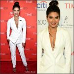 Priyanka Chopra in Olcay Gulsen at the 2016 Time 100 Gala