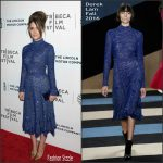 Rose Byrne in Derek Lam at 'The Meddler' 2016 Tribeca Film Festival Premiere