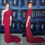 Sophie Turner in Stella McCartney  –  Game of Thrones Season 6 LA Premiere