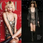 Taylor Swift In Saint Laurent – Vogue May 2016 Cover