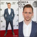 Tom Hiddleston  In  Brunello Cucinelli – 2016 Tribeca Film Festival