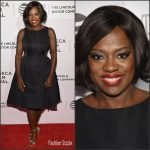 "Viola Davis at the ""Custody"" Tribeca  Film Festival Premiere"