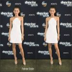 Zendaya  In   Kaufmanfranco – Dancing with The Stars Disney Night