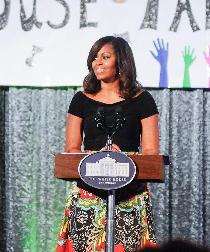 White House Turnaround Arts Talent Show