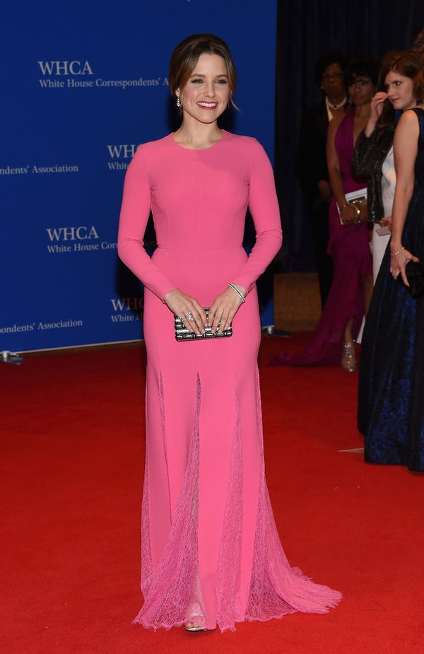 SophiaBush -white-house-correspondents-dinner-2016-redcarpet