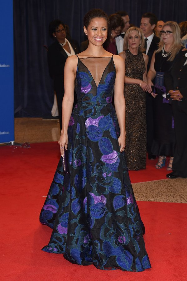Gugu -Mbatha-Raw -white-house-correspondents-dinner-2016-redcarpet