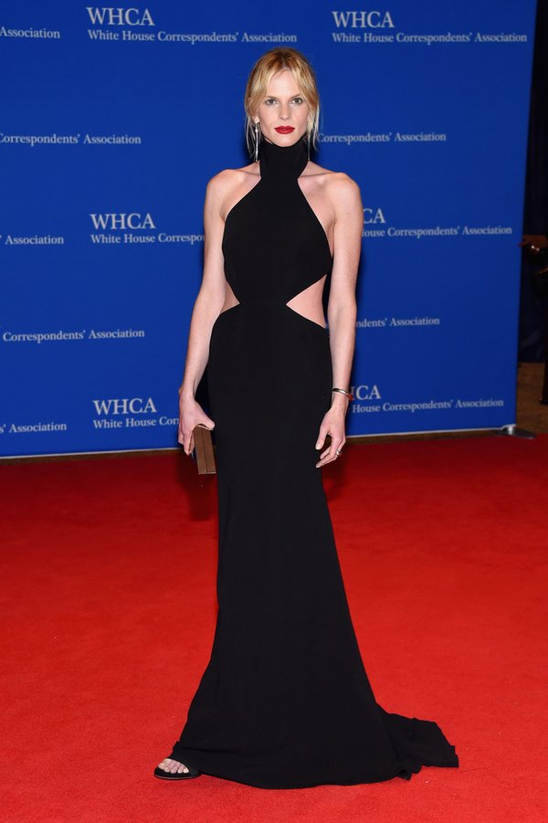Anne -V -white-house-correspondents-dinner-2016-redcarpet