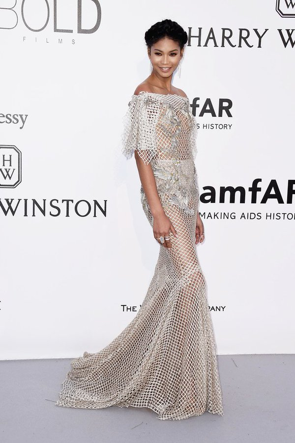 chanel-iman-in-marchesa-amfars-23rd-cinema-against-aids-gala