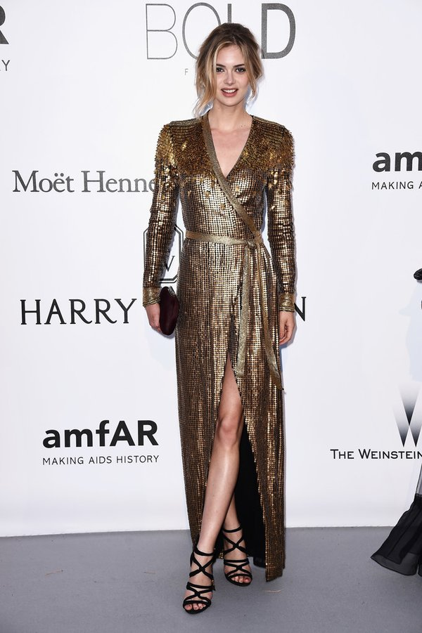 Megan -Williams-amfars-23rd-cinema-against-aids-gala
