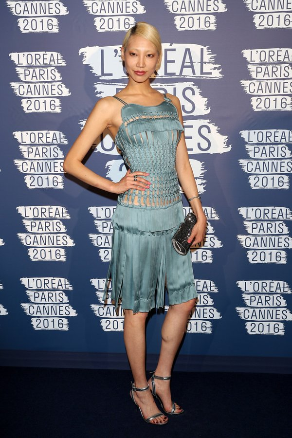 Soo -Joo -Park-loreal-paris-blue-obsession-party-69th-annual-cannes-film-festival