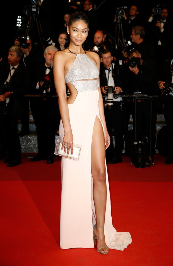 chanel-iman-in-kaumanfranco-at-hands-of-stone-69th-cannes-film-festival-screening