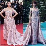 Aishwarya Rai in Rami Kadi Couture at  From The Land of The Moon (Mal De Pierres) 69th Cannes Film Festival Premiere