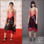 Anna Kendrick in Altuzarra – House of Fraser 2016 BAFTA TV Awards