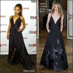 Ariana Grande In Yanina  Couture –  10th Annual Delete Blood Cancer DKMS Gala