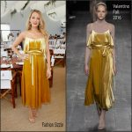 Blake Lively In  Valentino –  Cafe Society Press luncheon