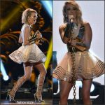 Carrie Underwood in Rocky Gathercole – 2016 American Country Countdown Awards