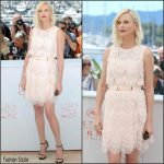 Charlize Theron in Givenchy  at The Last Face 69th Cannes Film Festival Photocall