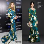 Elizabeth Olsen In  Dolce and Gabbana –  'Captain America: Civil War'  New  York Screening