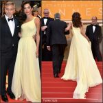George Clooney & Amal Clooney  at Money Monster 69th Cannes Film Festival Premiere