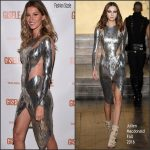 Gisele Bundchen  in Julien Macdonald –  Spring Fling Book Launch