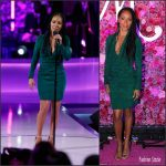 Jada Pinkett Smith  attends VH1 Dear Mama Taping