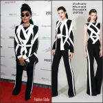 Janelle Monae in Zuhair Murad at – 2016 AltaMed Health Services' Power Up, We Are the Future Gala